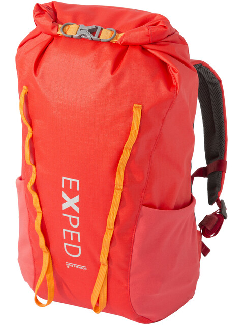 Exped Typhoon 12 Backpack Kids red